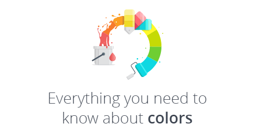 The Psychology of Color on a Website