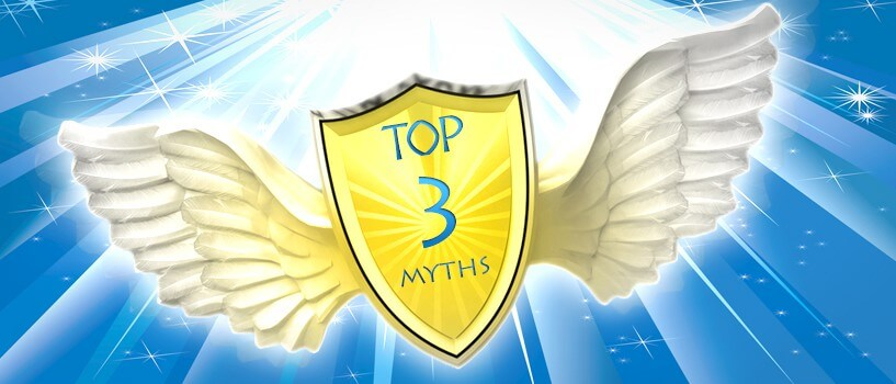 TOP 3 MYTHS ON COMPUTER PROTECTION