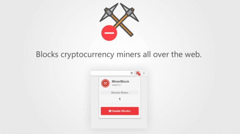 How to stop sites from 'borrowing' your CPU to mine cryptocurrency