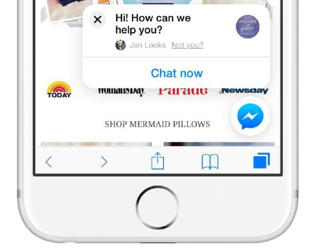 Facebook Messenger to roll out new live chat service for businesses 2