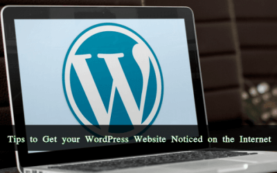 8 Useful Tips to Get Your Website Noticed