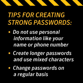 How To Secure Your Passwords 1