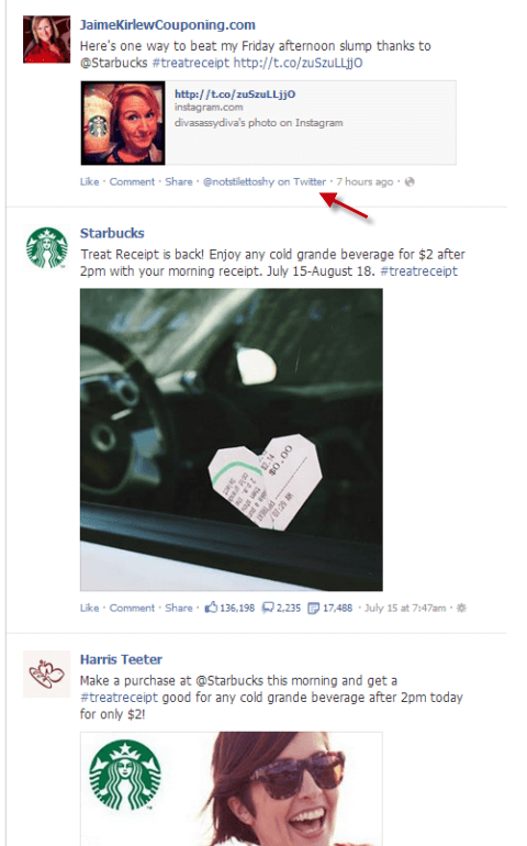 Ways Marketers Can Use Facebook Hashtags 4