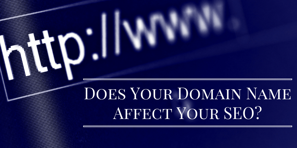 How Domain Names and Domain Extensions Affect SEO