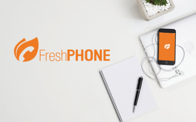 FreshPHONE app replaces the traditional home phone