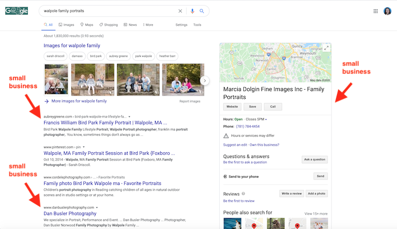 Free Ways to Get on the First Page of Google 1